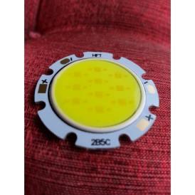 Led alta luminosidad redondo 5W 400-450Lm