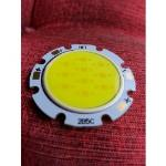 Led alta luminosidad redondo 3W 200-220Lm