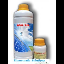 Solar cells encapsulation kit 1KG with catalyzator