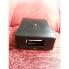 Scatola di giunzione DC-DC con caricatore USB da 2A per pannello solare