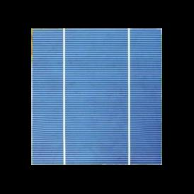 "Solar cell 6""x6"" ( 156X156 mm ) A-grade 2BB"