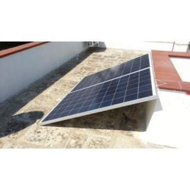Kit Solare Casa 500W/2kWh - Plug & Play