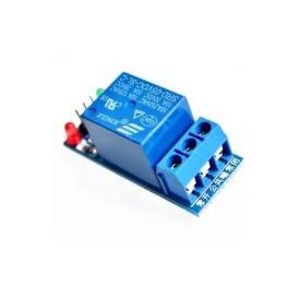 SONGLE modulo Relè ad un canale 5V 250VAC a 2 LED Chip per Arduino