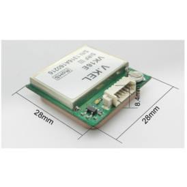 SONGLE relé módulo de un canal 5V 250VAC 2 LED para Arduino