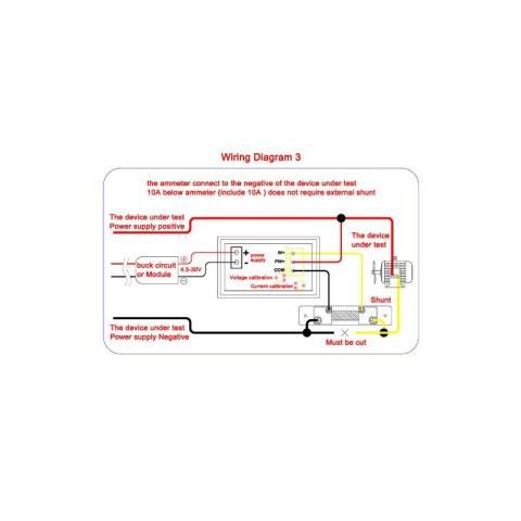 on og dc voltmeter wiring diagram