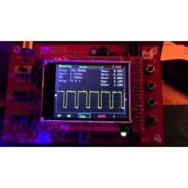 Oscilloscopio digitale assemblato DS0138
