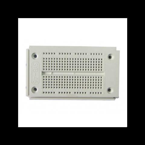 Basetta protoboard syb 46 300 punti per prototipi circuiti for Tipi di interruttori elettrici
