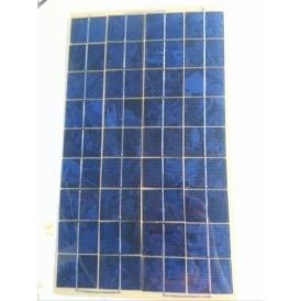 Mini epoxy solar panel monocrystalline 70X70 mm