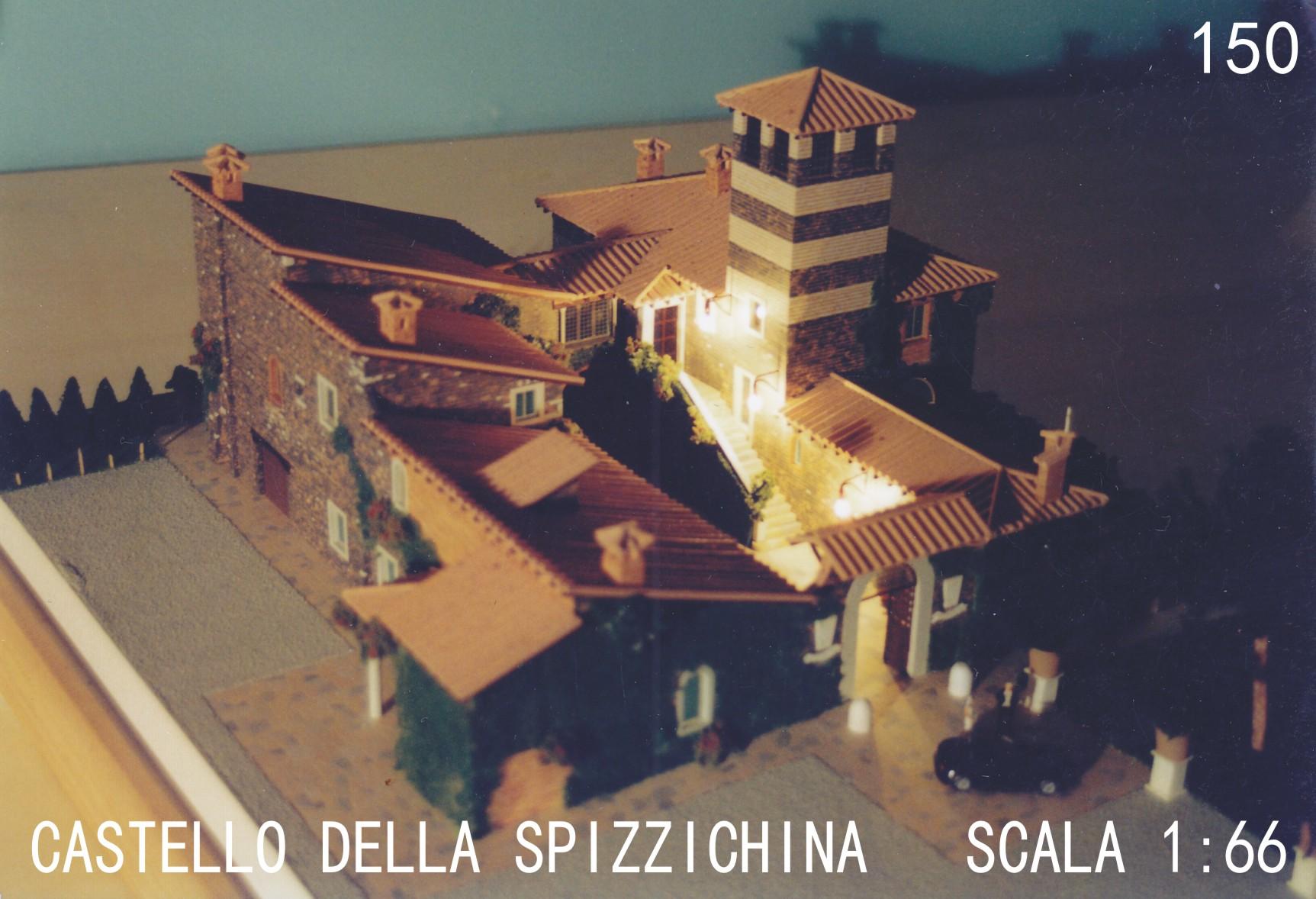 CASTELLO DELLA SPIZZICHINA