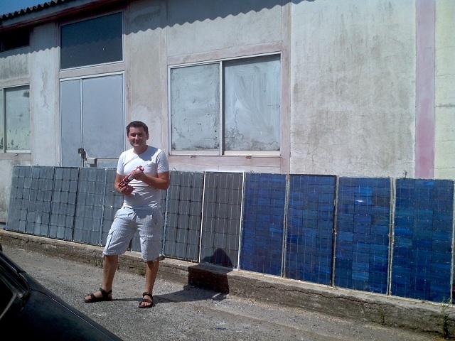 Emanuel - Pannello fotovoltaico - MR WATT Shop