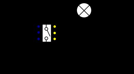 Relè schema 3