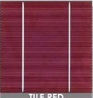 Solar cell Red color
