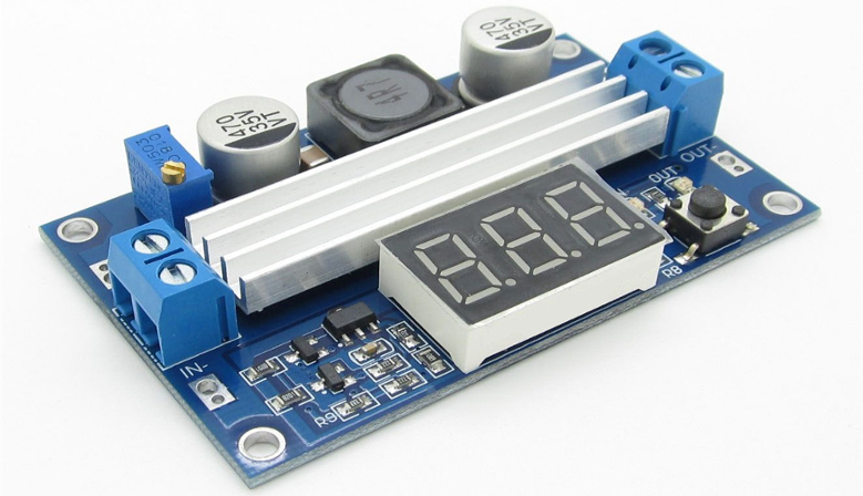 STEP UP LCD 100W DC-DC 3.5-35V 5A